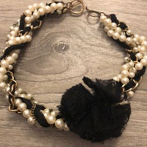 Jewelry - Braided Pearl Necklace 🌻